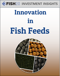 Innovation in Fish Feeds