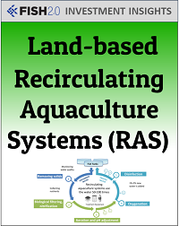 Land-based Recirculating Aquaculture Systems (RAS)
